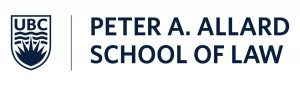 Peter A. Allard School of Law Logo